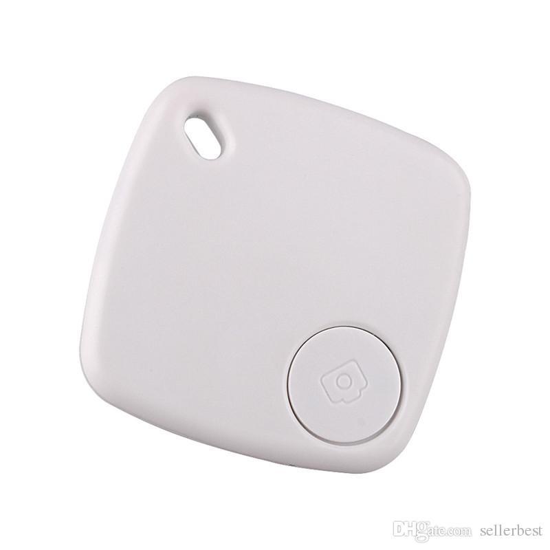 Bluetooth 4.0 Key Finder Alarme Anti-perdue Mini Localisateur Localisateur GPS Tracker Enfant Animaux À Distance Tracker pour iPhone pour Samsung