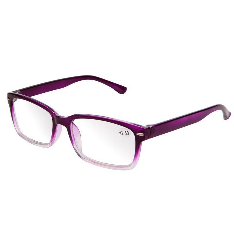 Мода очки для чтения +1.0 +1.5 +2.0 +2.5 +3.0 +3.5 +4.0 диоптрий очки с анти-сверла развернулась