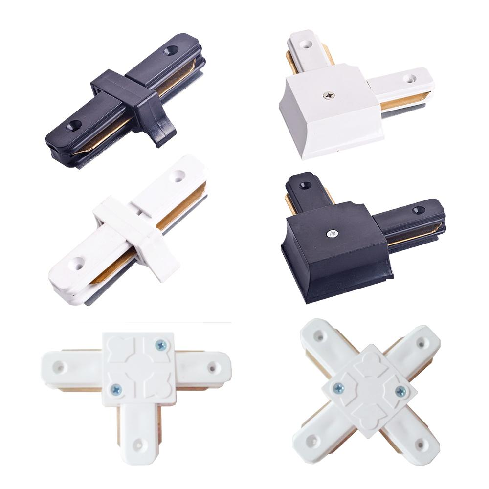 Best Connectors For Led Track Rails Lights 2 Wire Tracks I T L And ...