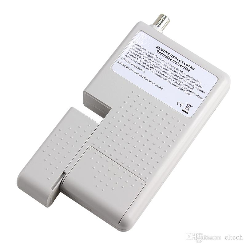 Nuovo RJ11 RJ45 USB remoto cavo di rete LAN Tester cavi UTP STP LAN Tracker Detector strumento di alta qualità