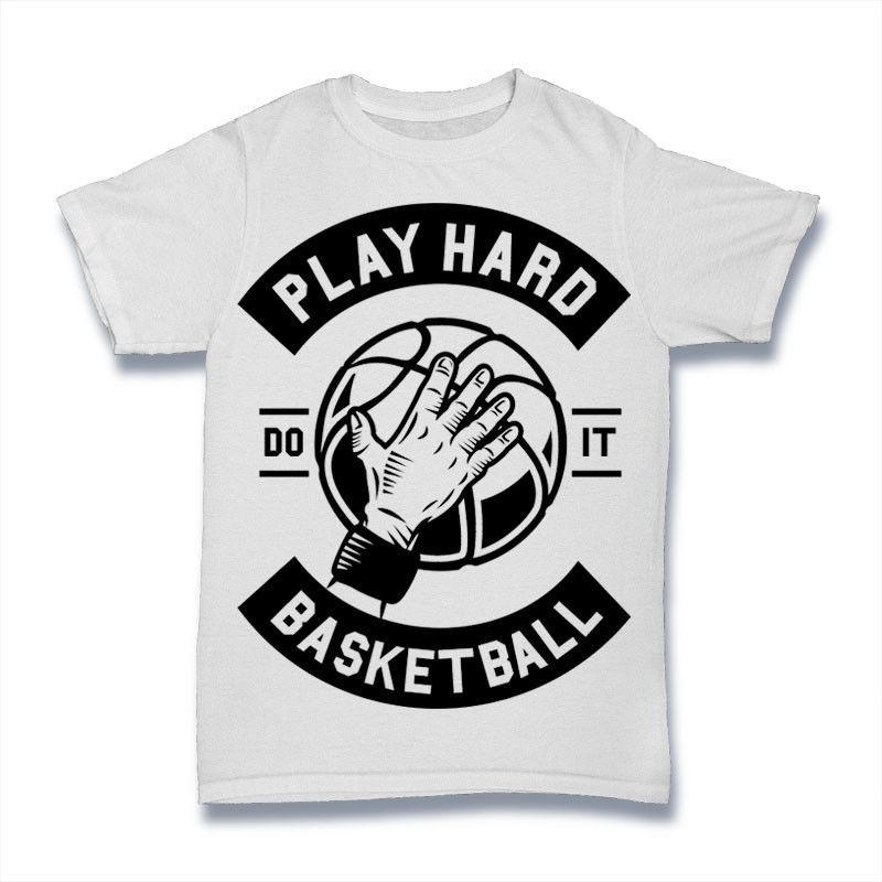 8a1408120 PLAY HARD BASKETBALL T Shirt DO IT STREET BASKETBALL S 3XL Cool Casual  Pride T Shirt Men Unisex Coolest T Shirts Online Buy Shirt Designs From ...
