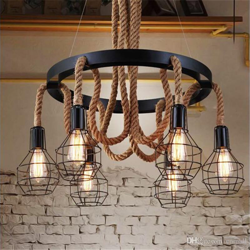 glass beige woven p rope pendant shade and lights fixture lager