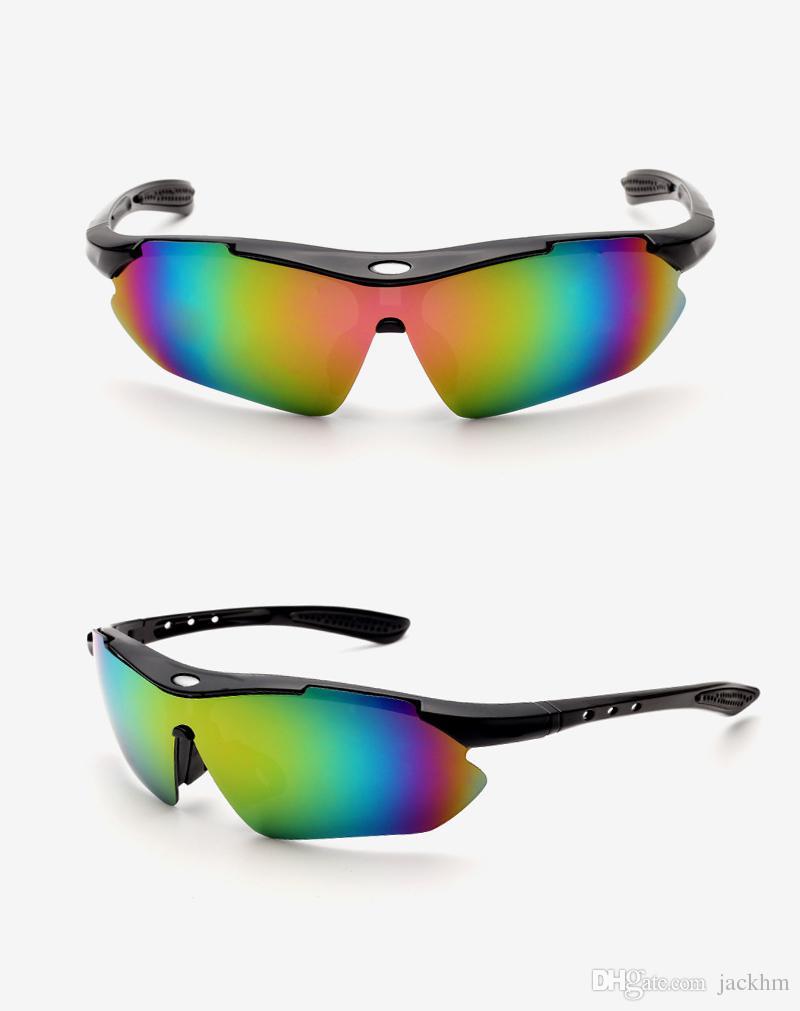 13f8a68fe2a NEW 2018 UV400 Outdoor Eyewear Glasses Outdoor Sport Mountain Bike ...