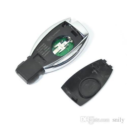 Alta Qualidade Keyless Entry OEM Inteligente 3 Botão chave Remoto Com Infravermelho para Mercedes Benz 433 Mhz 2006-2010