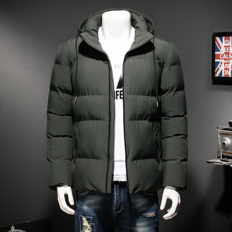 Großhandel Plus 8xl 6xl 5xl 4x 2018 Winter Jacke Jaket Männer Dicke Warme  Mütze Abnehmbarer Mantel Schwarz Armee Grün Kleidung Parka Hombre Mantel  Von ... a5a787d907