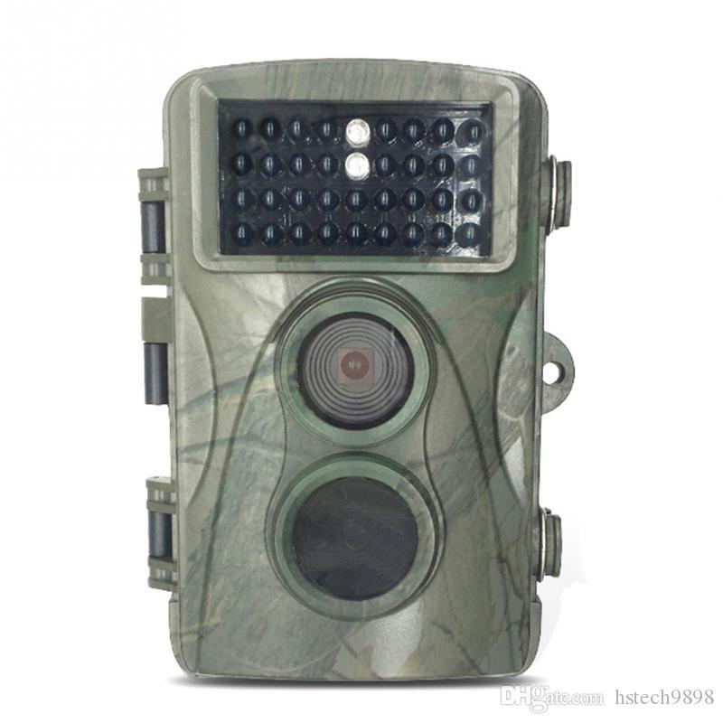 0.6s Fast Shooting H3 Non Flash Hunting Camera Infrared Night Vision Scouting Trail Video Cameras Wildlife IR PIR MotionDetection