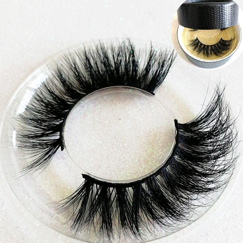548a9ec569c High Quality 3D Mink Eyelash Mink Lashes Thick Natural Thick Long ...