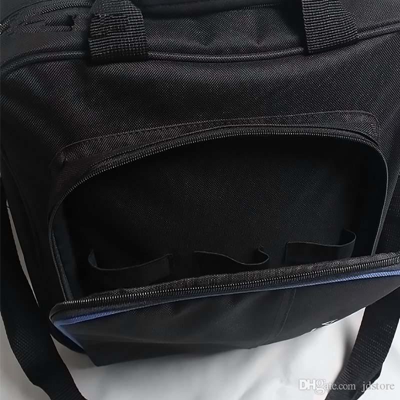 Reise Umhängetasche Aufbewahrungstasche Hülle Schutztasche Handtasche Für PlayStation 4 Für PS4 Console Controller Zubehör