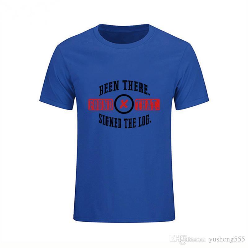 a9e0ce6e2eded6 Großhandel T Shirts Kleidung Geben Verschiffen Oansatz Kurzes Hülsen Mode  Männer Geocaching Frei