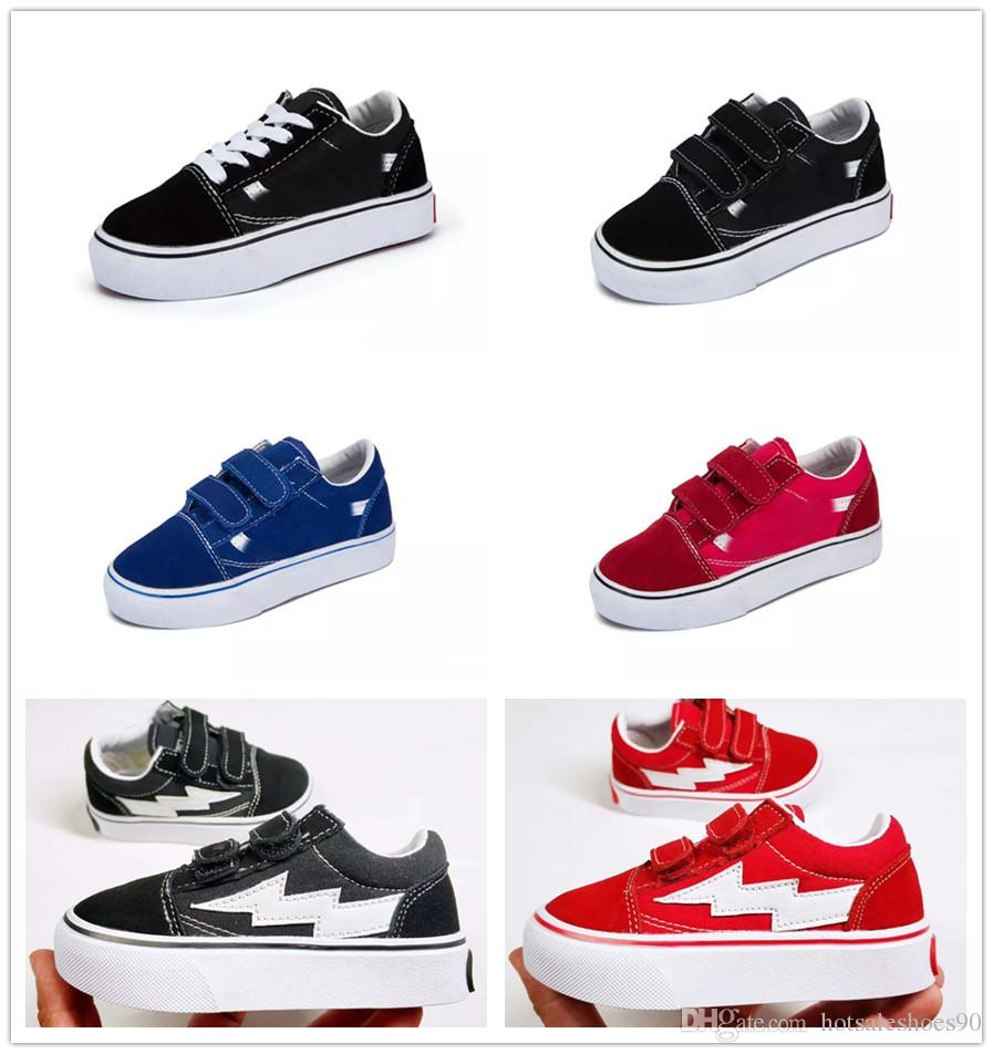 a8bc04a68fa5 Brand Youth Kid Revenge X Storm Black Children Casual Shoes Kendall Jenner Ian  Connor Babay Kids Old Skool Boys Girls Casual Shoes Best Running Shoes For  ...