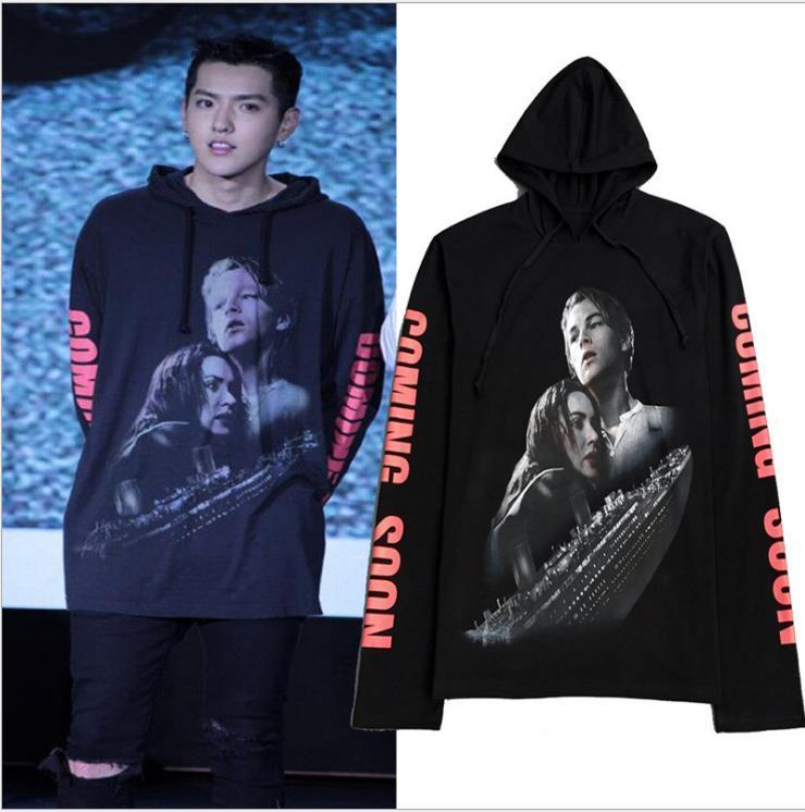 2018 fashion luxury designer hoodie brand clothing hoodies for men