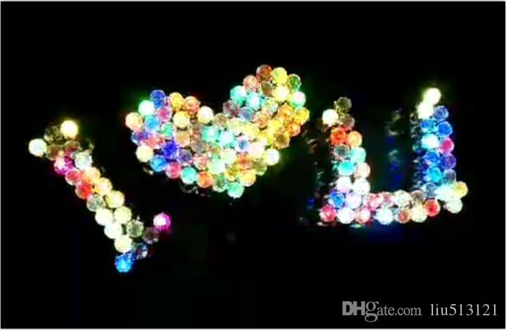 Party Light Up CZ Хрустальные Серьги Мужчины Женщины Детский Танцевальный Клуб LED Световой Стад Флэш Серьги Праздничное Событие Реквизит Подарок