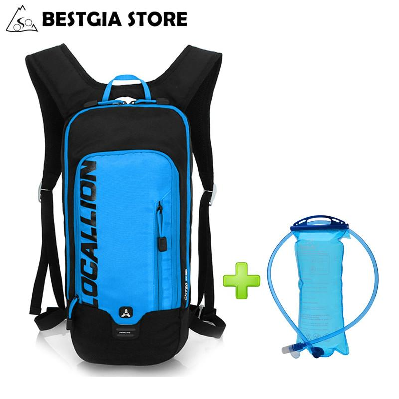 922395b486 2019 Waterproof Bicycle Backpack Cycling Hydration Bag With 2L Water Bladder  Outdoor Pack Running Bicycle Portable Backpack Sport Bag From Luzhenbao528