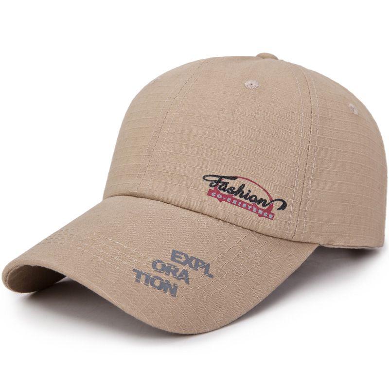 Hot Sale Baseball Cap Men s Adjustable Cap Casual Leisure Hats Solid ... 68afc4f35e06