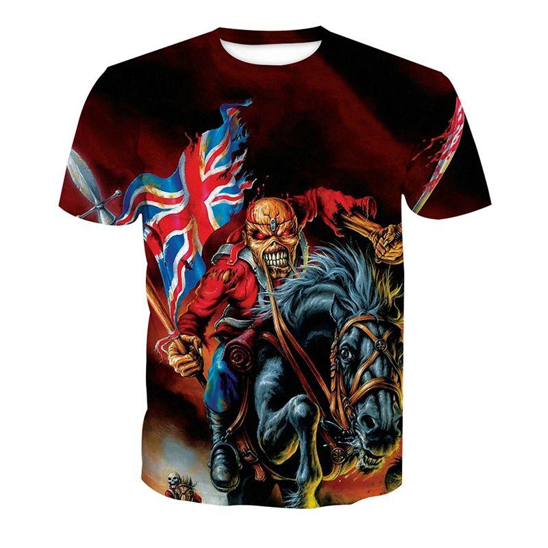 cc99a87d Men T Shirt Skull 3D Full Print Man Casual Tops Unisex Short Sleeves  Digital Graphic Tee Shirt Tees T Shirts Blouse RLT 4165 Mens Tee Shirts  Rude T Shirts ...