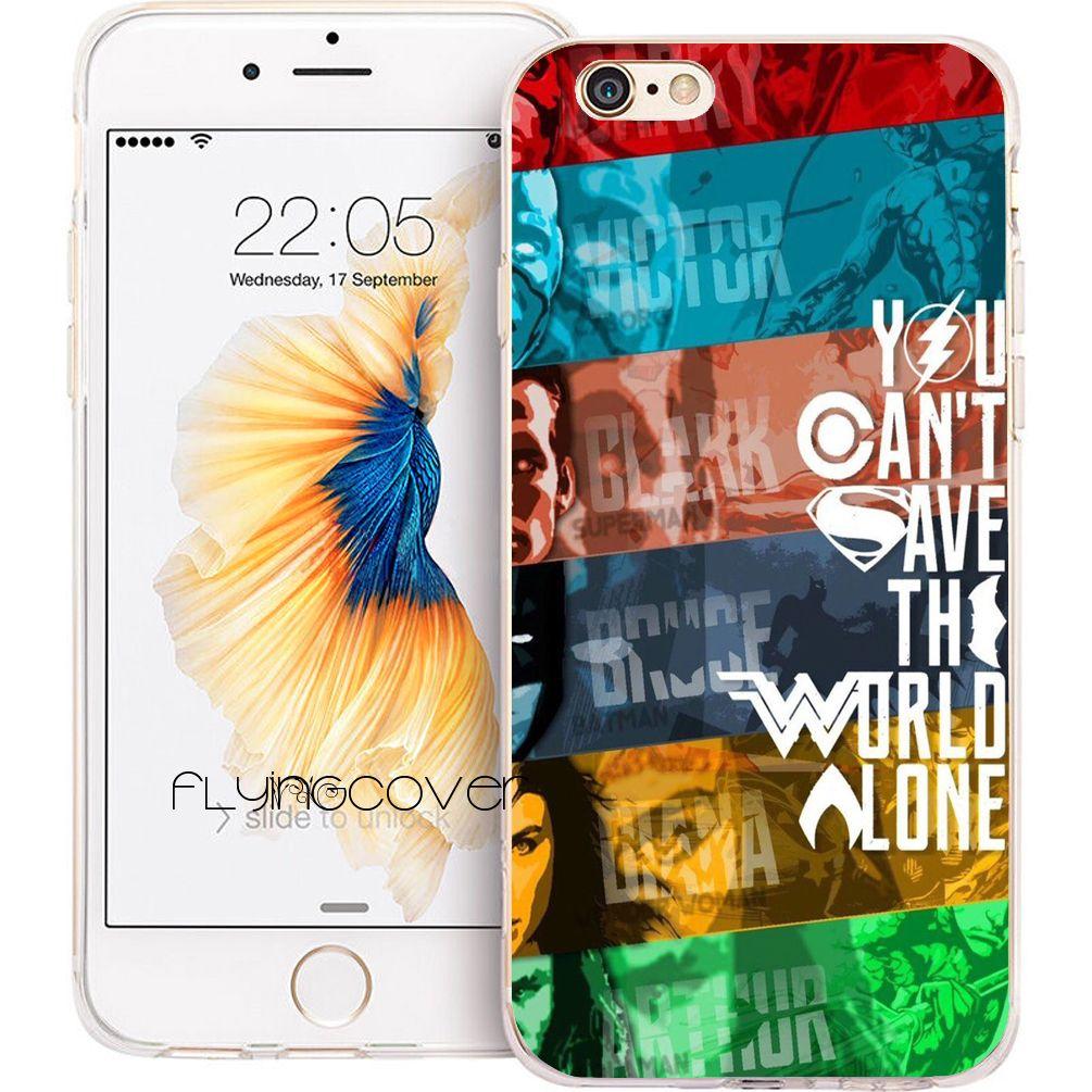 coque iphone 6 wonderwoman
