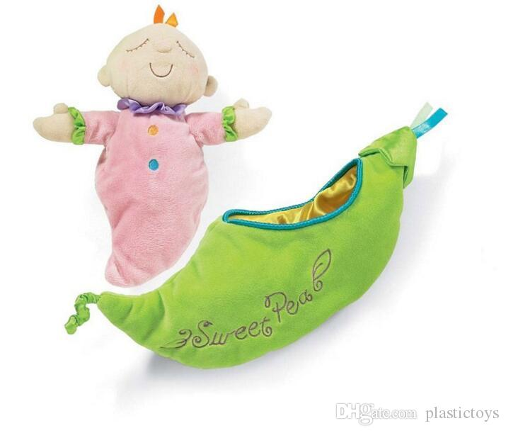 Baby Seep Plush Doll The Princess And Tha Pea Birthday Gift INS Lumbar Pillow Soft And Good Quality baby Toys At Bed