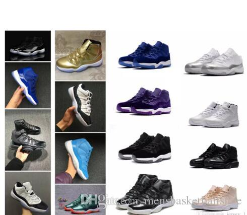 official photos 2e961 b95ac Großhandel 2018 Space Jam 11 Xi Männer Basketballschuhe Space Jam Herren 11s  Sneaker Samt Erbin Lila Sportschuhe Von Mensbasketballshoe,  85.69 Auf De.