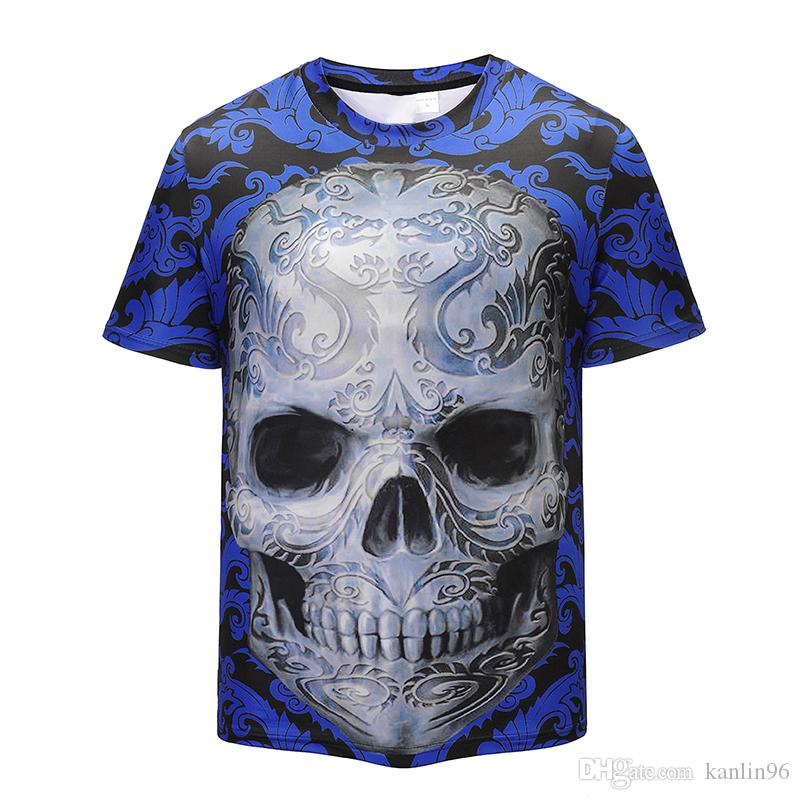 7f5d16a6 Hot Sale New Fashion Customized Men Polyester Tops With 3D Printing,Cheap  Price And Factory Delivery Printing Tee Shirts Cool Funny T Shirts From  Kanlin96, ...