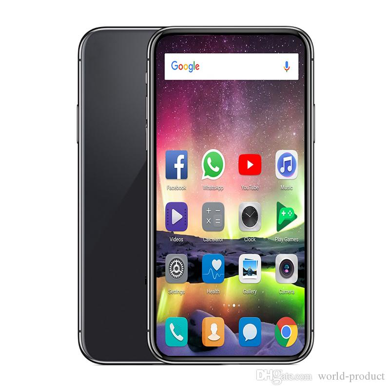5 8inch Goophone XS ram 1GB rom 4GB/8GB/16GB with Face ID wireless  charrging Unlocked 3G WCDMA phone Android 7 0