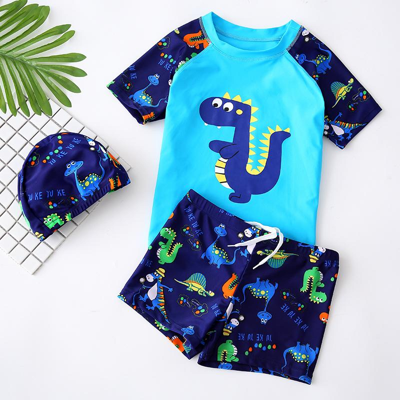 4e88c0be01f56 2019 Swimming Suit Boys Swimsuit UV Protection Shorts For Kids Cartoon  Trunks Baby Swimwear Children Diving Suit Beach Wear From Gaozang, $23.95 |  DHgate.