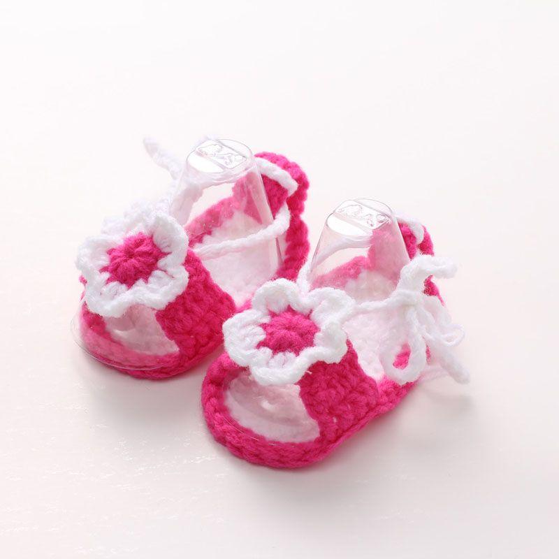 Großhandel Rosa Newborn Weiche Jungen Mädchen Handarbeit Häkeln Knit ...