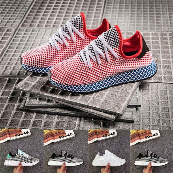 dcfd3d6bd Compre 2018 DEERUPT RUNNER Sapatos Pharrell Williams III Stan Smith Tênis  HU KPU Designer Correndo Sapatilhas Zapatos Formadores 40 46 De  Good shop119