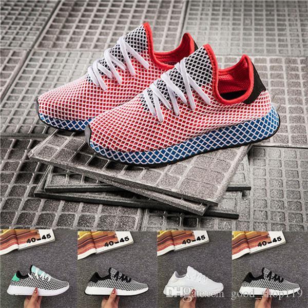 d7df41f8890f1 2018 DEERUPT RUNNER Shoes Pharrell Williams III Stan Smith Tennis HU KPU  Designer Running Zapatos Trainers Chaussures Sneakers 40 46 Good Running  Shoes ...