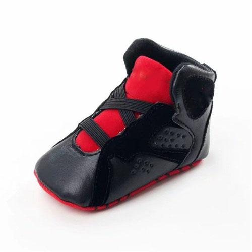 2018 Baby kids letter First Walkers Infants soft bottom Anti-skid Shoes Winter Warm Toddler shoes C1554