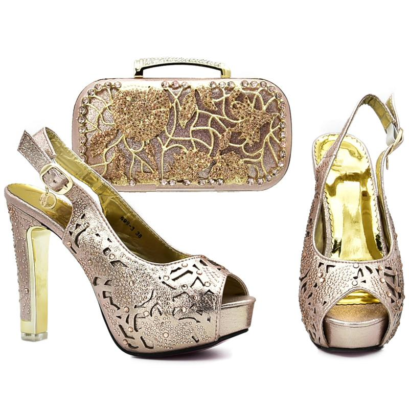 34245e7ad9 New Arrival African Shoes And Matching Bags Italian Nigerian Party ...