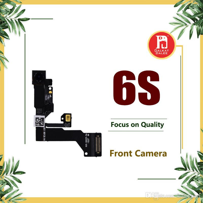 For iPhone 6s Front Small Camera Facetime Facing Lens Cam with Proximity Light Sensor Motion Ribbon Flex Cable Replacement Repair Spare Part