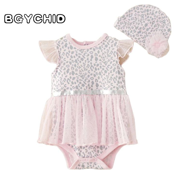 a8104e684364 2019 Baby Girls Clothing Pink Cotton Body Recem Born Baby Girl Romper + Hat  For Photos 0 3 Months Summer 2018 Newborns Clothes From Cornemiu