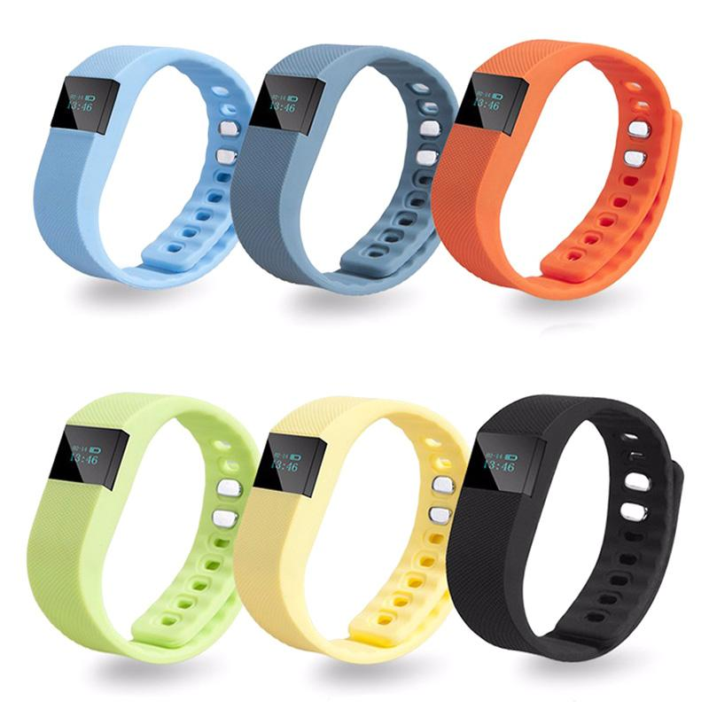 Smart Digital LCD Silicone Wirstband Pedometer Run Step Walking Distance Calorie Counter Women&Men Sport Fitness Wrist Watch