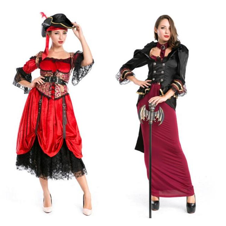Halloween Costumes For Women Fancy Dress Scary Sexy Princesse Vampire  Costumes Halloween Witch Men Ladies Adult Party Carnivals Halloween  Costumes For ... a5a0e9a16d61