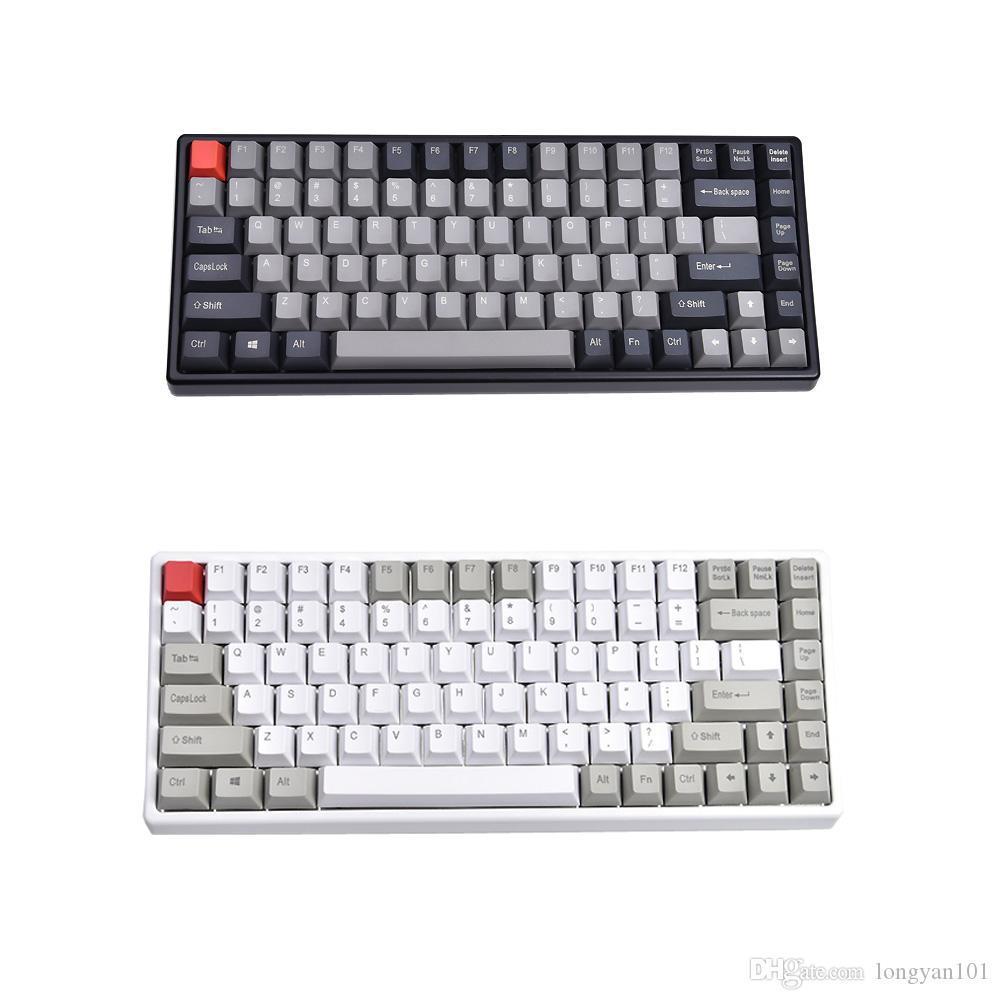 75 mechanical keyboard keycool 84 compact keyboard with gateron