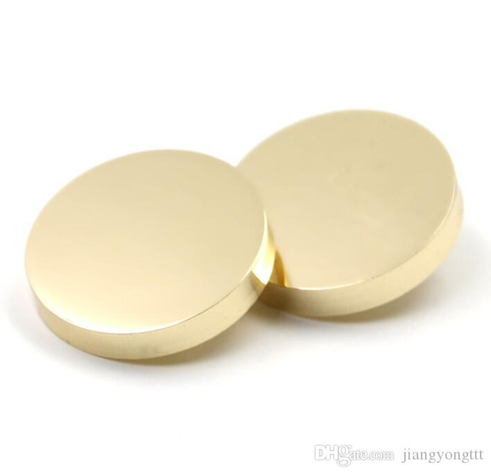 botón de oro como compensación de franqueo buen producto buen precio