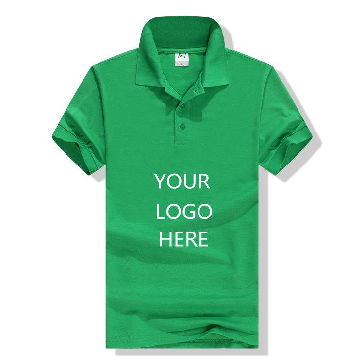 730fcd85 Men Women Printing Polo Shirts School Team Customized Print Top Tees T  Shirt Short Sleeve Plus Sizes Best Tee Shirts T Shirts Cheap From  Xxwfactory, ...