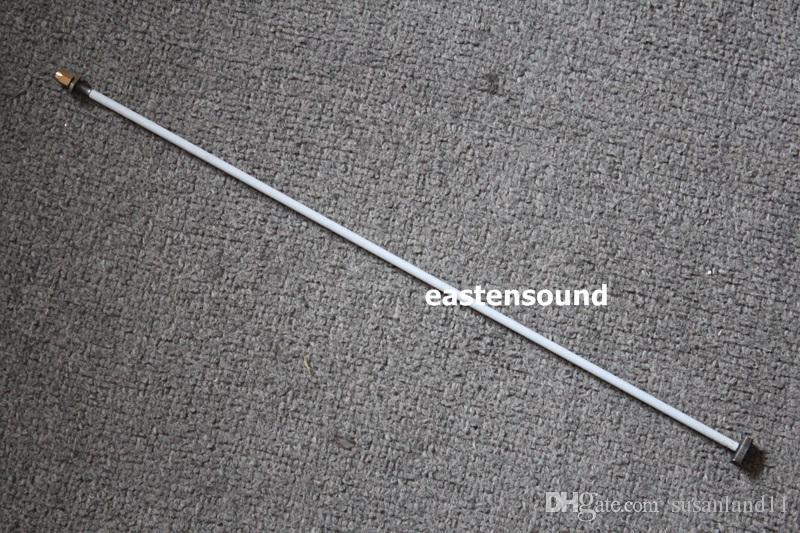 Gitar için 7 * 435mm Tek Yönlü Tip Ayar Çelik Kafes Rod