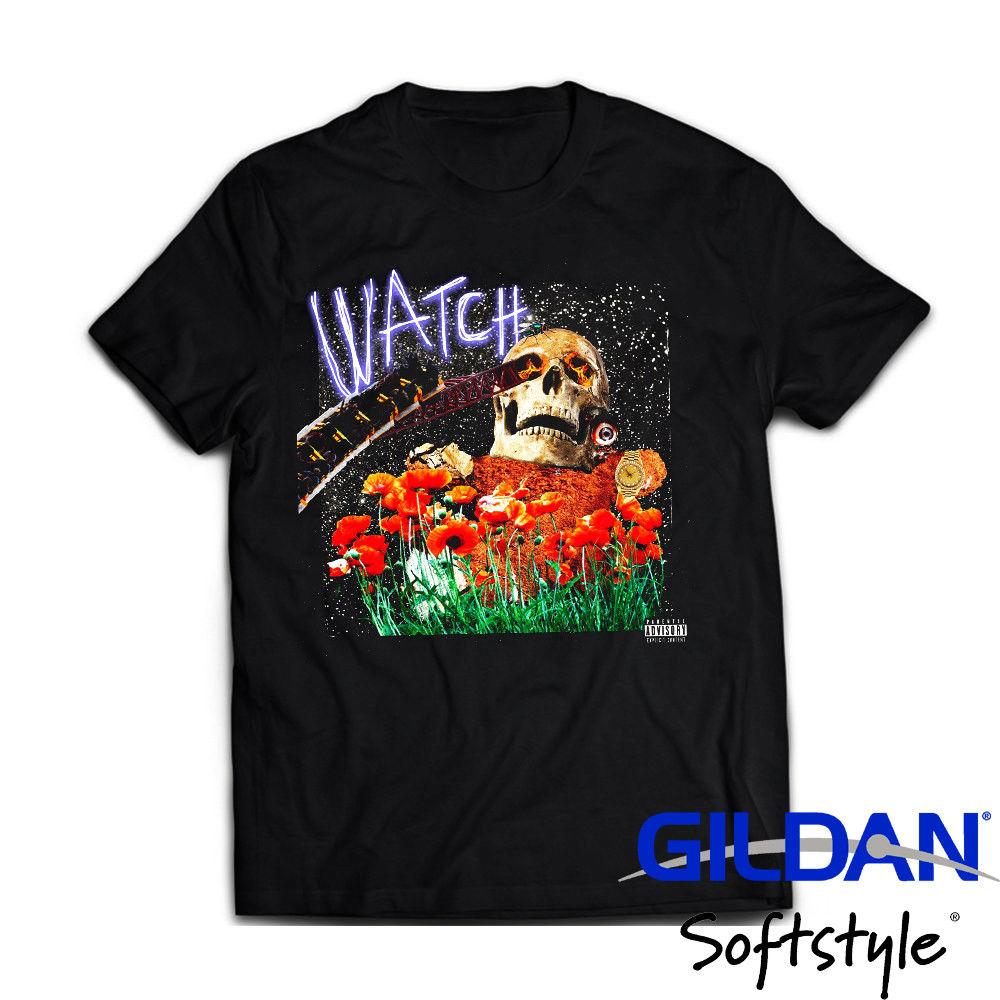 ca673425 Rare Travis Scott Astroworld Watch Logo T Shirt Crazy Tee Shirts Online  Cool Sweatshirts Online From Xm24tshirt, $12.05| DHgate.Com