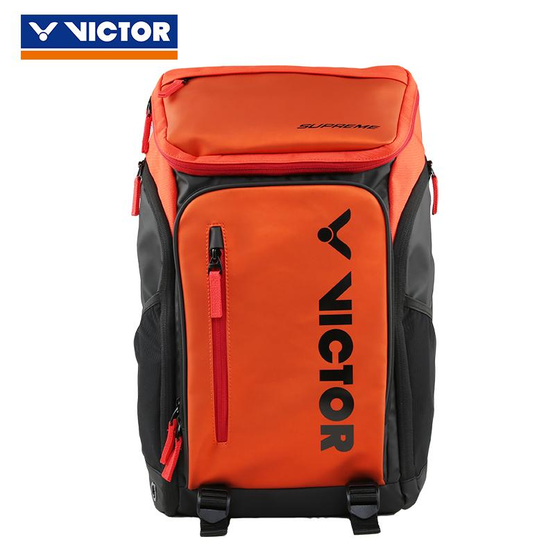 5b94f9f8d943 2019 New Victor Professional Badminton Bag Outdoor Sport Backpack Camping  Hiking Travel Outdoor Bag Racket Br9008 From Longanguo