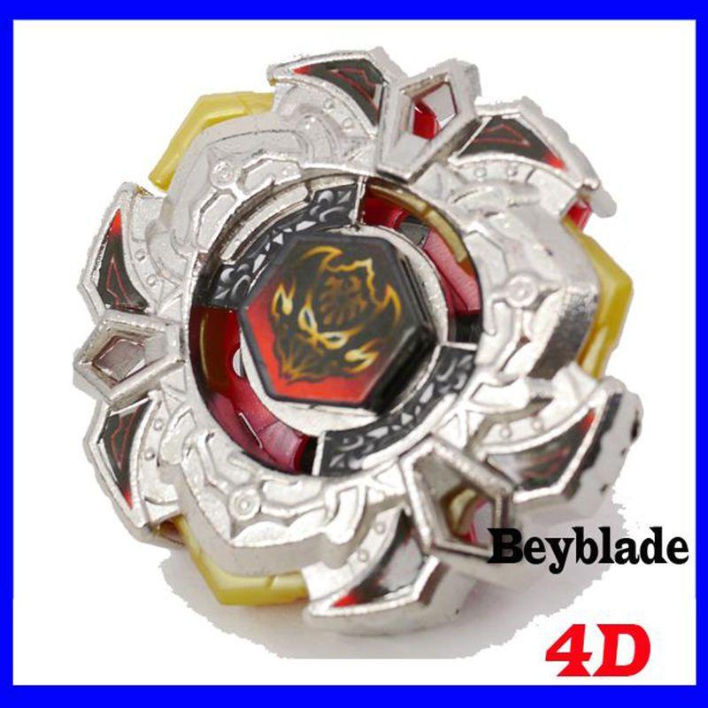 1 unids Spinning Top BB114 Beyblade Metal 4D Launcher Constellation Fighting Gyro Battle Fury Juguetes Regalo de Navidad Para Niños F3