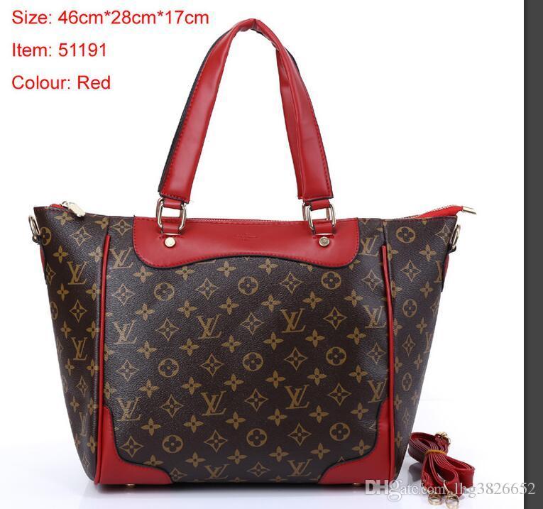 1997af33026 Quality Women Bag Crocodile Pattern Composite Bag Vintage Women Messenger  Bags Shoulder Handbag Purse Wallet Leather Handbags 03 Handbag Online with  ...