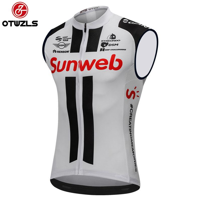 2018 Men Cycling Jersey Sleeveless Breathable Cycling Vest Reflective MTB Bicycle  Clothing Bike Jersey Maillot Ropa Ciclismo MTB Bicycle Clothing Cycling ... 4e48d6ed2