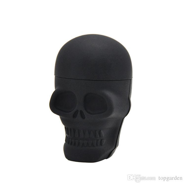 15 ml Cráneo de Silicona Frasco Antiadherente Silicona Dab Cera Aceite Concentrado de Aceite Contenedor contenedor de cera Al Por Mayor de DHL