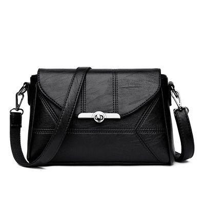 2018 Casual Leather Shoulder Bag For Women Ladies Leather Messenger  Crossbody Bags For Women 2080 Bags Store 2018 Famous Designer Women Handbags  Shou ... e228f2b7b8655