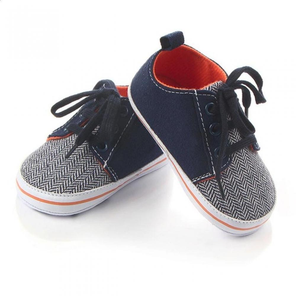 807d493b34e60 Acheter Chaussure Enfant Bébé Chaussures Antidérapantes Imprimer Cartoon  Lace Up Enfants MUQGEW Garçons Mode Printemps Mode Sneaker Chaussures Toile  De ...