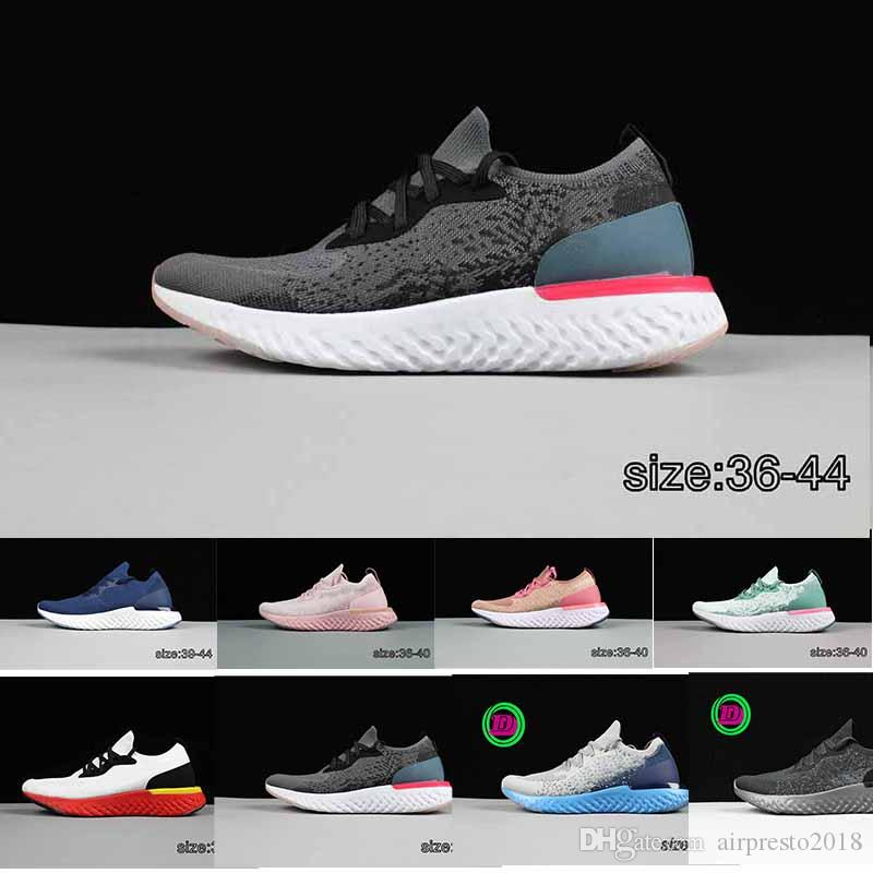 With box Epic React college navy oreo cool grey Running Shoes Instant Go Fly Breath Comfortable best quality men and women Athletic Sneakers outlet extremely discount comfortable huge surprise cheap price discount nicekicks Gph2FTMEEu