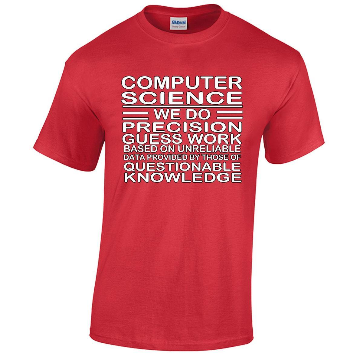 Computer Science T Shirt Mens Funny Programmer Coder Funny C Java