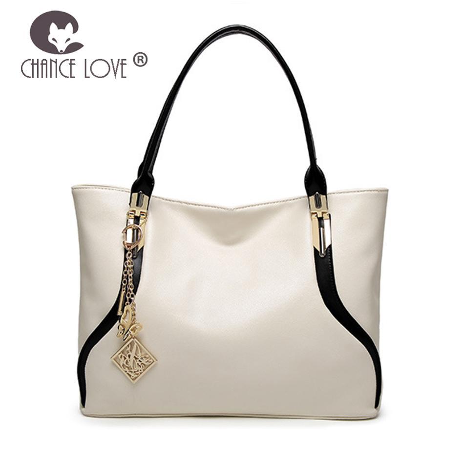 c2d1408a7528 Chance Love Casuial Tote Bolsa Female 2018 New Trend Handbags ...