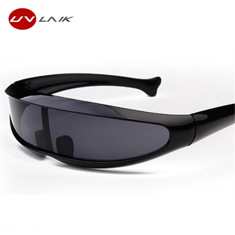 Großhandel Damen Herren Sonnenbrillen X Men Sunglass Roboter Laser ...